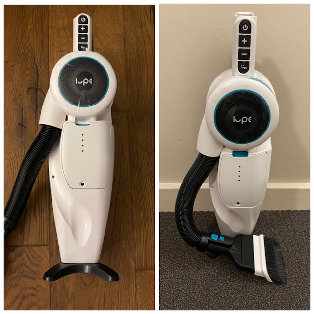 Lupe Pure Cordless Vacuum Cleaner Review