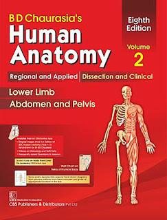 Download BD Chaurasia Human Anatomy Volume 2 Lower Limb and Abdoman PDF.