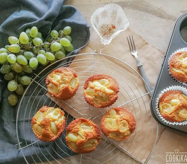 Grape Muffins