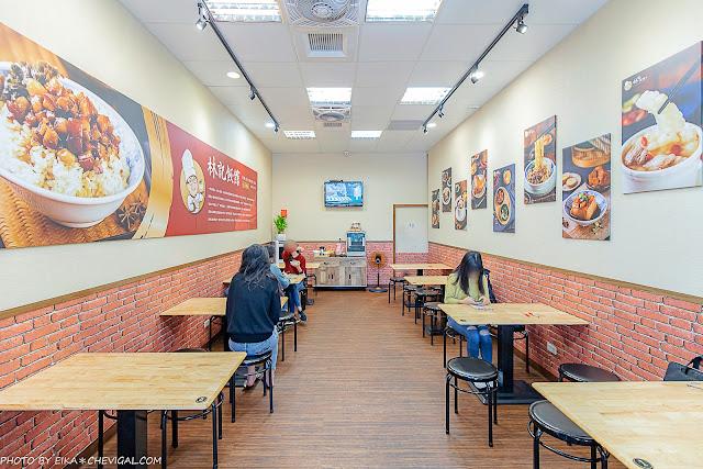 MG 9896 - 熱血採訪︱林記飯館,古早南部口味平價小吃,滷肉飯肥肉瘦肉任你挑!還有熟客必點蜜汁小魚乾花生