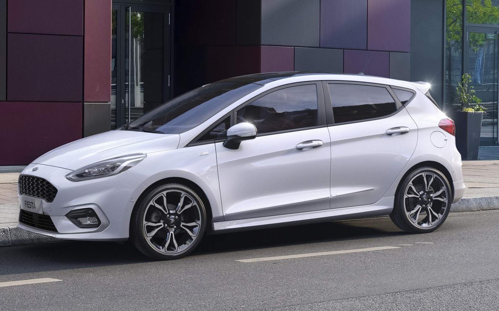 ford fiesta 2021 ganha motor híbrido e câmbio dct-7 | car