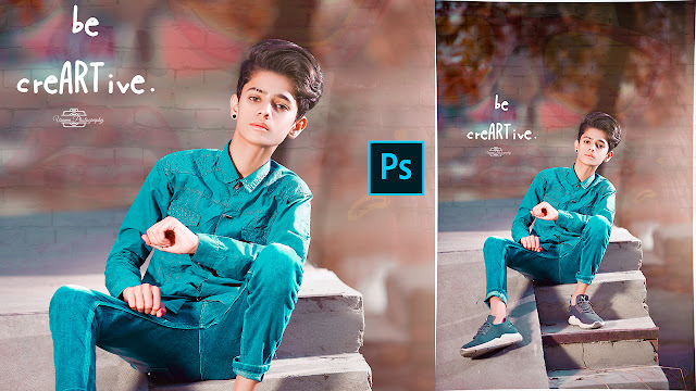 Secret Trick Of Stylish Photo Editing Adobe Photoshop CC  Colour Grading Photoshop Photo Editing