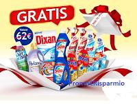 Logo Casa Henkel Gratis 62€ di prodotti: scopri la imperdibile offerta