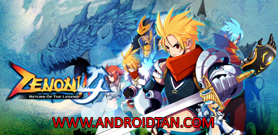 Download Zenonia 4 Modded Apk v1.1.7 (Unlimited Money) Terbaru 2017