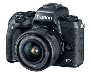 New Canon EOS M5 Digital Camera