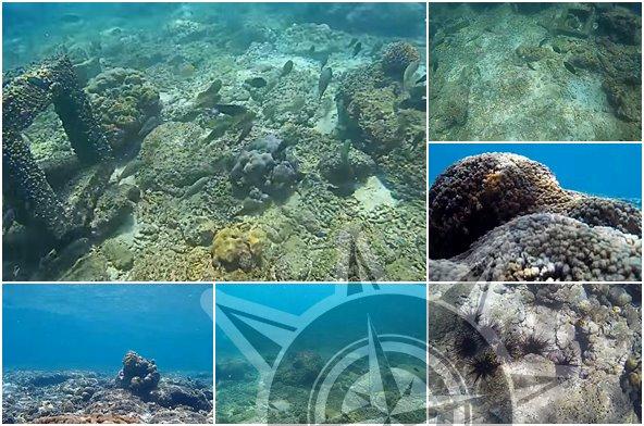 merupakan sebuah Pulau kecil yang terletak antara Pulau Gili Ketapang, Pulau Kecil Yang Tersembunyi