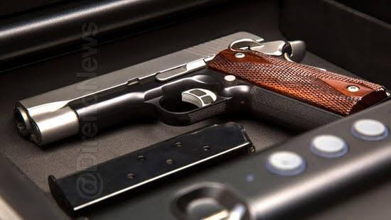 projeto dispensa registro arma antiga danificada