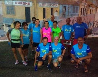 Atleta do 4K Clube pontua no JORI