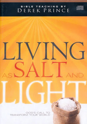 Salt and Light by Derek Prince Daily Favor Blog