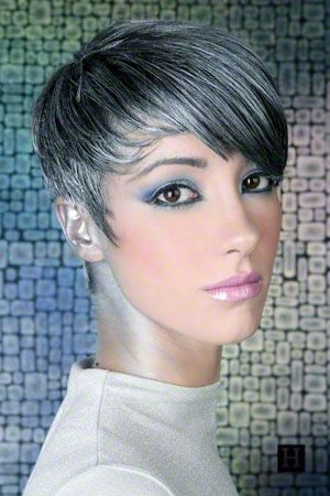 haircuts for salt and pepper hair salt and pepper hairstyles photos and tutorials 3823