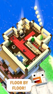 Tower Craft 3D – Idle Block Building Game apk mod