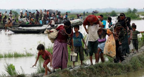 AGEN BOLA - Militer Myanmar Akui Bertanggung Jawab Atas Terbunuhnya 10 Orang Rohingya