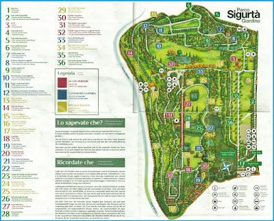 Parco Giardino Sigurta' - Travel blog viaggynfo