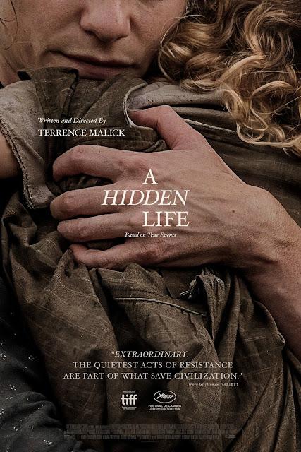Hidden Life Poster