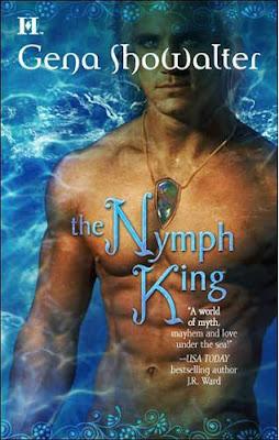 El rey Nimph – Gena Showalter
