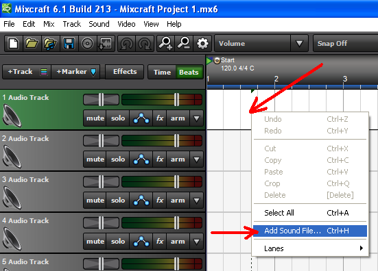 Download free mixcraft 4. 5.