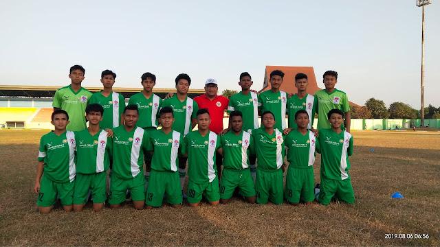 Atlet PPLPD Muba Wakili Indonesia Kejuaraan Sepakbola di China