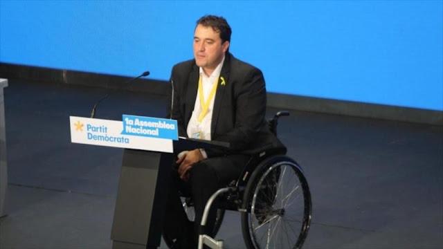 Partido de Puigdemont reafirma aspiraciones independentistas