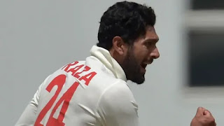 Sikandar Raza 7-113 - Zimbabwe vs Sri Lanka 2nd Test 2020 Highlights