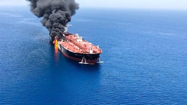 """مسؤول أميركي يكشف تفاصيل جديدة بشأن """"آلية"""" هجوم بحر عمان"""