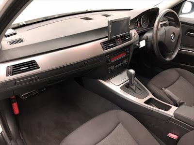 2005 BMW 320i RHD