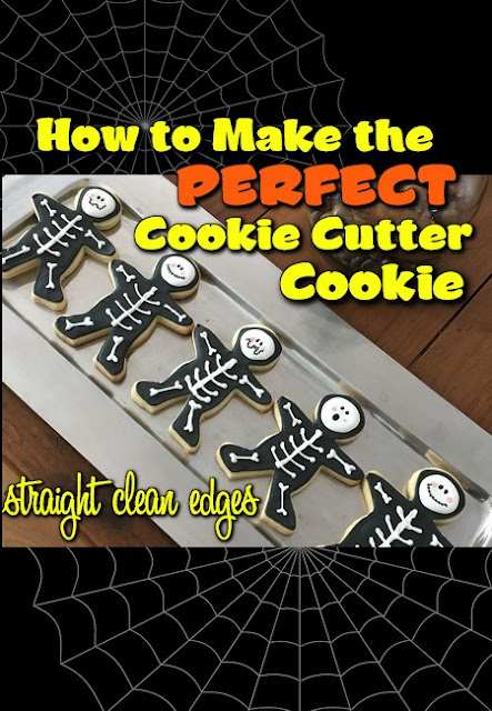 Jade's Homemade Recipes: How to Make the Perfect Cookie Cutter Cookie