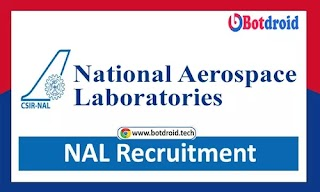 NAL Recruitment 2021, Apply Online for 43 Technician, Assistant Jobs in Bangalore