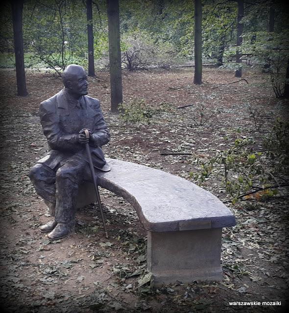 Warszawa pomnik Śródmieście Wojciech Gryniewicz rzeźba