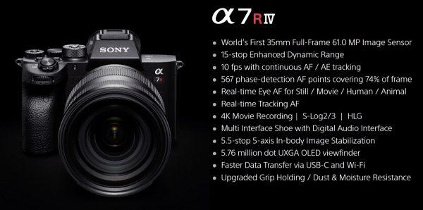 Sony A7R IV,ເປີດໂຕ Sony A7R IV, ຂ່າວໄອທີ, ສາລະໄອທີ, ສາລະເລື່ອງໄອທີ, ອັບເດດໄອທີ, ອັບເດດເລື່ອງໄອທີ, IT-news, Spvmedia laos.