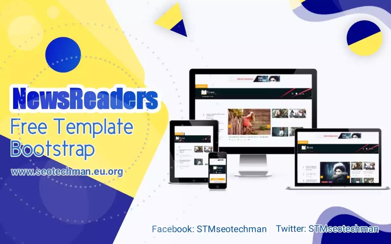 NewsReaders Templates Wordpress