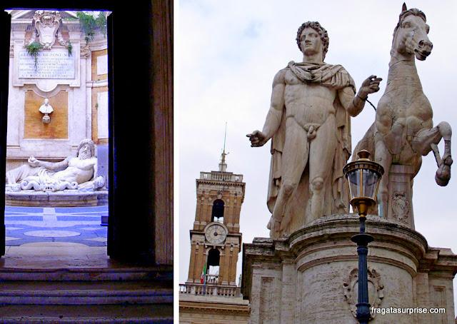 Palácios do Campidoglio, Roma