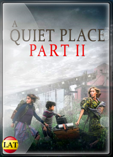 Un Lugar en Silencio: Parte II (2021) DVDRIP LATINO