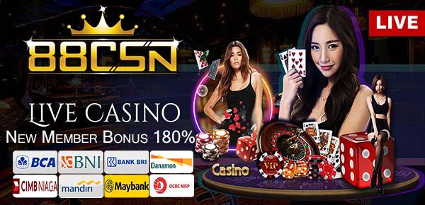 Agen Judi Casino 88csn Serta Feature Terbaiknya