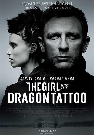 The Girl with the Dragon Tattoo 2011 BRRip 720p Dual Audio In Hindi English