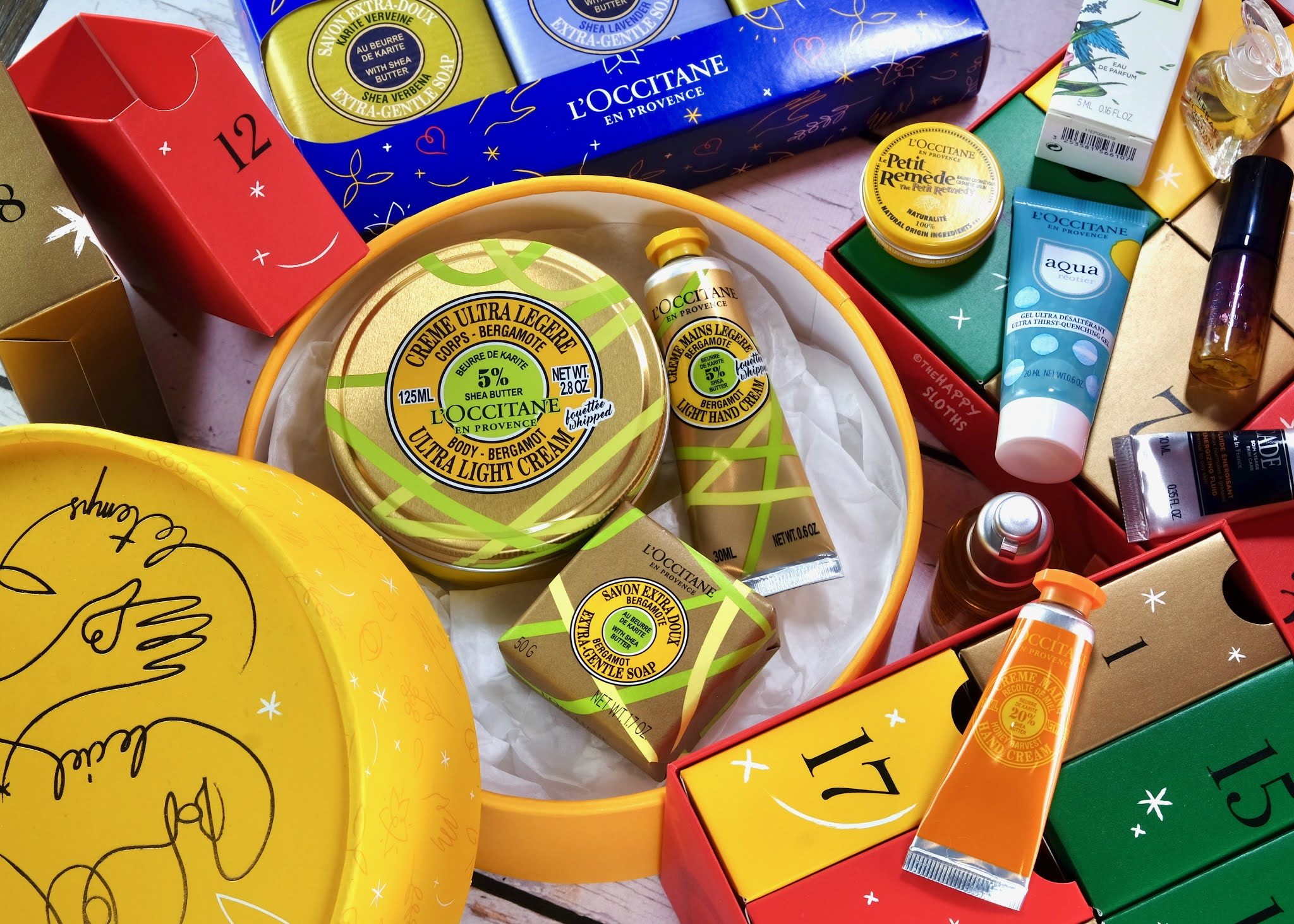 L'Occitane | Holiday 2020 Shea Bergamot Set (C$52)