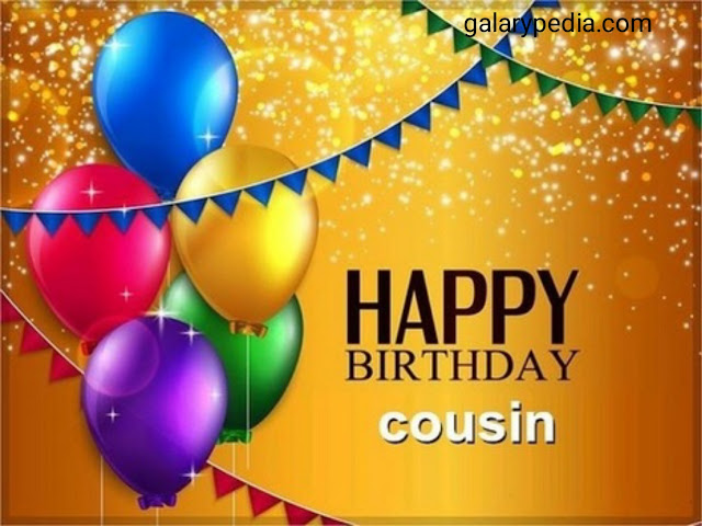 Download Happy birthday cousin images