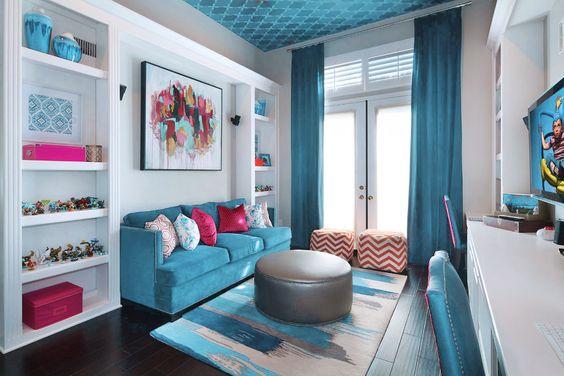 40 modern curtain design ideas for living room window 2019
