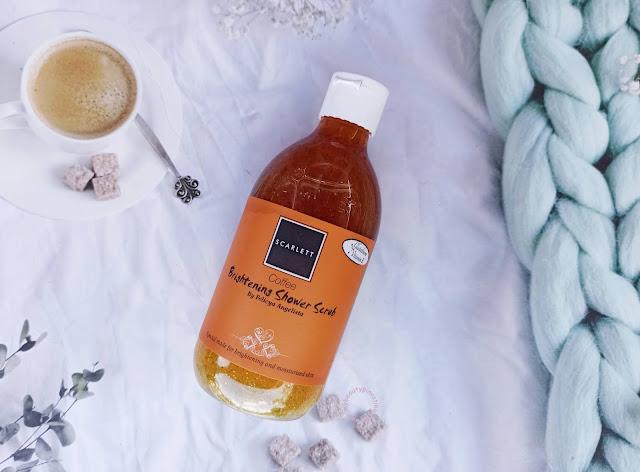 Scarlett Whitening Body Shower Coffee Review