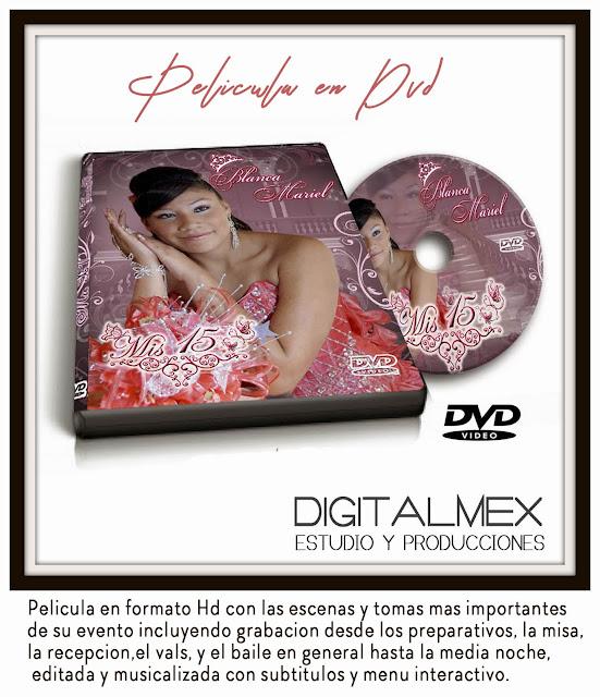 Dvd-Video-y-Foto-para-Filmación-15-Años-Toluca-cdmx