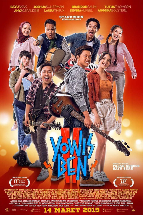 Yowis Ben 2 2019 Indonesia 720p WEB_DL 900MB SouthFreak