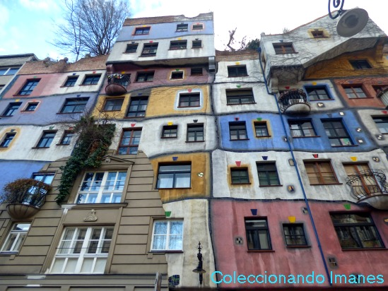 Hundertwasser - visitar Viena en 3 días