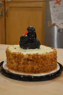 Darth Vader Birthday Candle