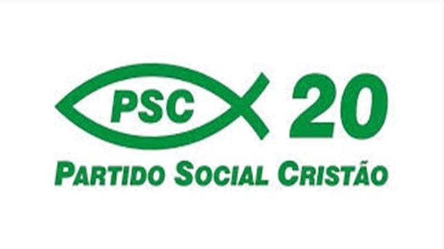 NOTA DO PARTIDO SOCIAL CRISTÃO DE PATOS