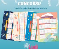 Logo Vinci gratis super poster murali LudiMagic ( per tutte le superfici)
