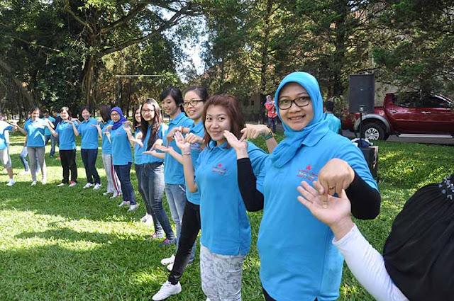 Paket Gathering Lembang Bandung
