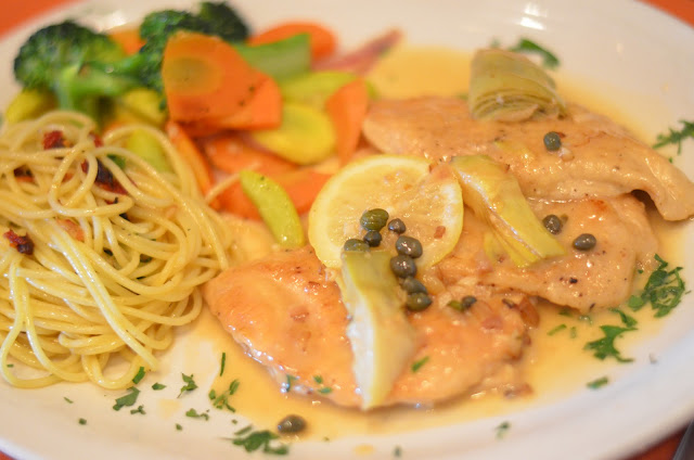 Super Easy Homemade Chicken Piccata Recipe Creamy dish to enjoy.