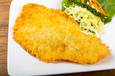Olahan Ikan Dori