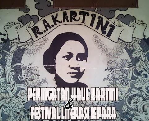 Peringatan Haul Kartini dan Festival Literasi Jepara