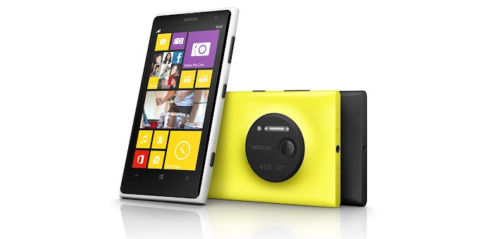 Nokia Lumia 1020 for AT&T receives Lumia Black update with RAW image support