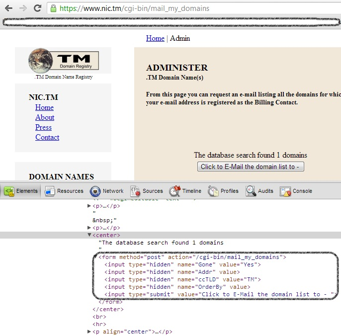 Turkmenistan Gmail, Microsoft, Youtube Domains Hijacked